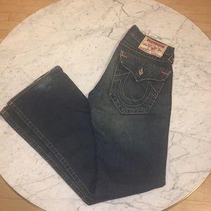 True Religion Men's Billy jeans